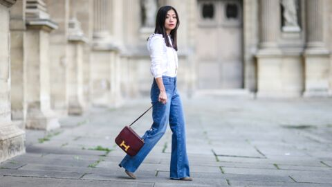 Comment porter le jean flare?