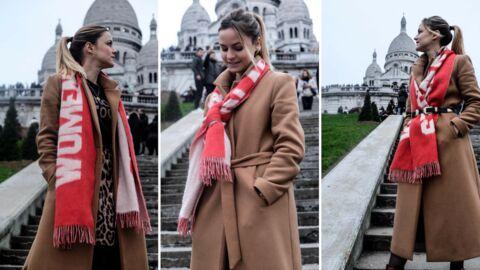 Style coach: 3 façons de porter l'écharpe de supporter