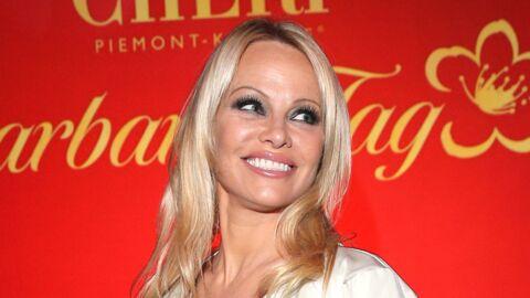 PHOTO Pamela Anderson pose complètement nue: ce détail qui choque les internautes