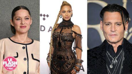 Podcast audio: les blagues de Marion Cotillard, le formidable effet Jay-Z / Beyoncé… Le Flash People du jour
