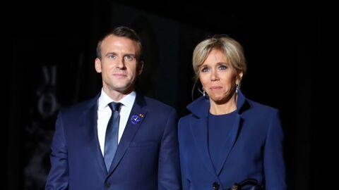 Emmanuel et Brigitte Macron à l'hôpital: ce cliché qui choque les internautes