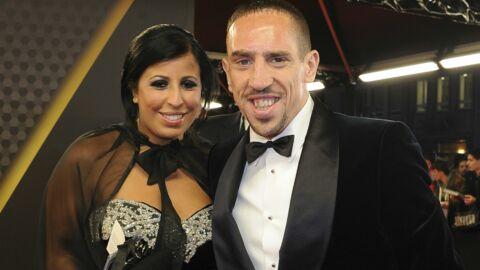 Franck Ribéry: agacée par les critiques sur leur train de vie, sa femme riposte avec violence