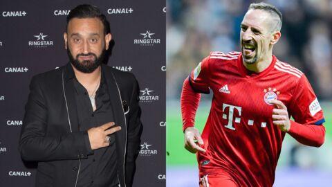 Franck Ribéry pointé du doigt pour son train de vie, Cyril Hanouna lui apporte son soutien