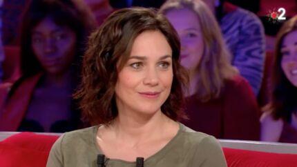 VIDEO Nathalie Péchalat TRÈS embarrassée par une question sur son mariage avec Jean Dujardin