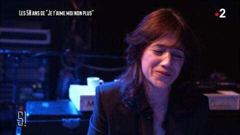 VIDEO Charlotte Gainsbourg crée le malaise en évoquant sa sexualité et celle de ses enfants
