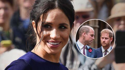 Meghan Markle: cette remarque du prince William qui n'a PAS DU TOUT plu à Harry