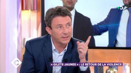 VIDEO Benjamin Griveaux insulte des Gilets jaunes après certaines de leurs actions