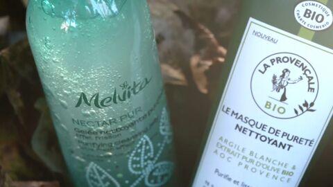 Jeu concours – tentez de gagner le masque la Provençale Bio et la gelée nettoyant Melvita