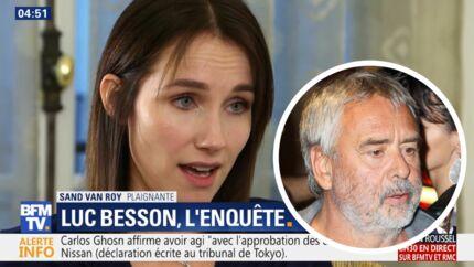 VIDEO Luc Besson accusé de viol: une plaignante a témoigné à visage découvert