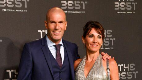 PHOTO Véronique et Zinédine Zidane très amoureux sur un cliché de vacances