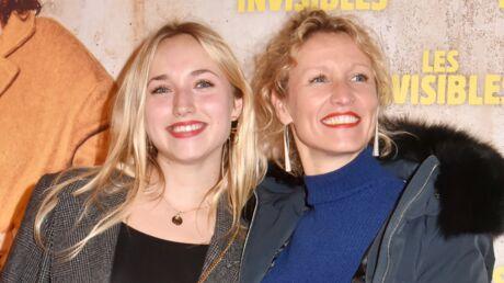 PHOTO Alexandra Lamy fière de sa fille Chloé Jouannet, elle lui adresse un tendre message