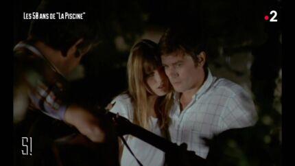 VIDEO Quand Serge Gainsbourg espionnait Jane Birkin par peur qu'Alain Delon ne la séduise