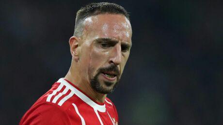 Franck Ribéry: la PETA monte au créneau après le scandale de sa côte de boeuf en or