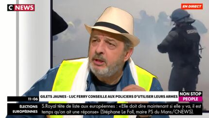 Gilet jaune, le père de Panayotis Pascot dérape sévèrement sur Marlène Schiappa