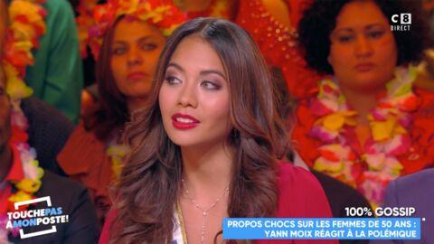 VIDEO Vaimalama Chaves (Miss France 2019) réagit aux propos de Yann Moix sur les femmes de 50 ans