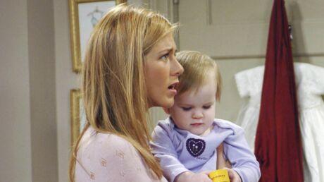 PHOTO 14 ans après l'arrêt de Friends, la fille de Ross et Rachel est la star d'un film d'horreur