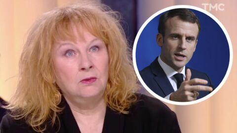 Yolande Moreau tacle amèrement Emmanuel Macron sur le plateau de Quotidien