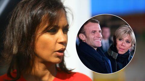 Karine Le Marchand: ce que Brigitte Macron lui aurait confié sur son mari