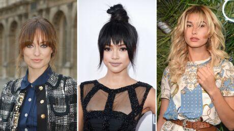 Cheveux – les plus belles coiffures avec une frange effilée