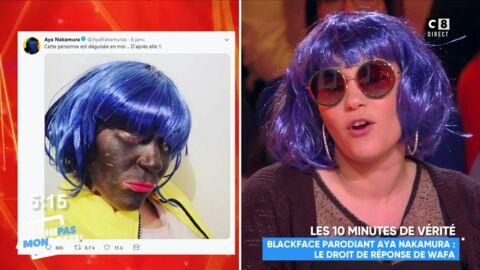 VIDEO Aya Nakamura: l'internaute qui l'a imitée avec une blackface tente de se justifier… et s'enfonce!