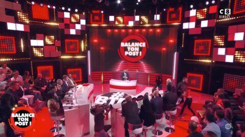 VIDEO Cyril Hanouna très inquiet face à une invitée de Balance ton post, la sécurité intervient