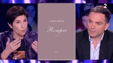 Christine Angot: sa grosse explication avec Yann Moix au sujet de la polémique sur les femmes de 50 ans