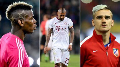 Cheveux – les 10 coiffures des footballeurs qui nous ont marqués