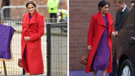 Comment oser le look coloré de Meghan Markle ?