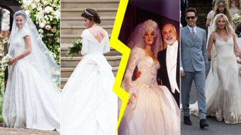 Les do et les don'ts de la semaine – le meilleur et le pire des robes de mariée des stars!