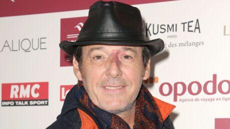 PHOTO Jean-Luc Reichmann au théâtre: l'animateur ému par une invitée très spéciale