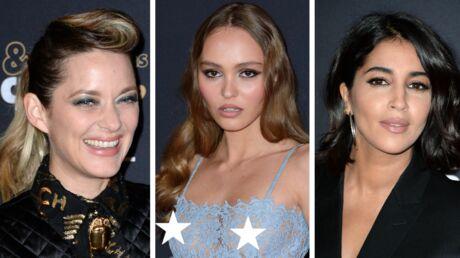 PHOTOS Lily-Rose Depp dévoile ses tétons, Jean Dujardin TRÈS moustachu aux Révélations des César