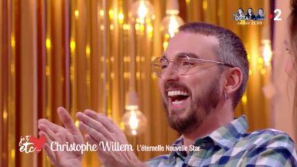VIDEO Christophe Willem: son stratagème très coquin pour se faire de l'argent de poche à l'école