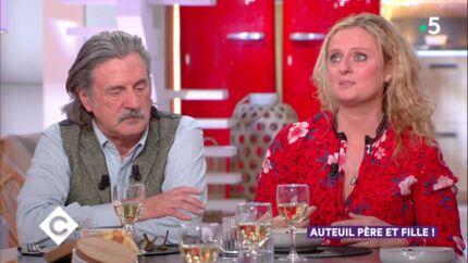 VIDEO Daniel Auteuil: la belle déclaration de sa fille Aurore, émue aux larmes