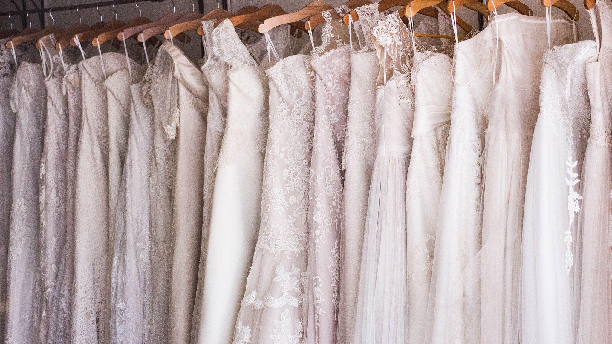 abbd25888aa Une robe de mariée sans se ruiner   On dit oui ! - Voici