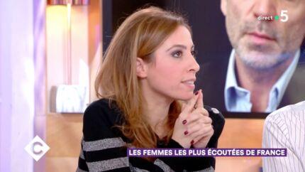 VIDEO Léa Salamé: ce qu'elle pense de la phrase de Yann Moix concernant les femmes de 50 ans
