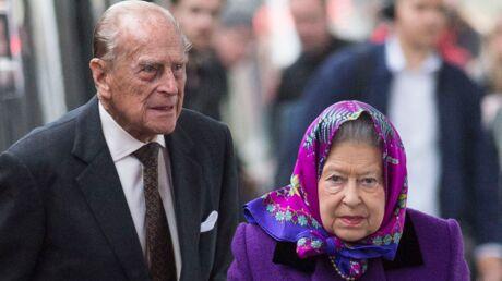 Elizabeth II: son mari, le prince Philip, victime d'un accident de voiture