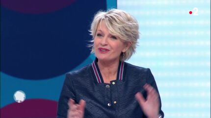 VIDEO Sophie Davant provoque un malaise face à Dany Boon et Valérie Bonneton