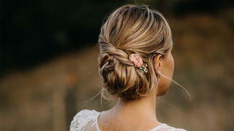 Mariage – les plus belles coiffures repérées sur Pinterest