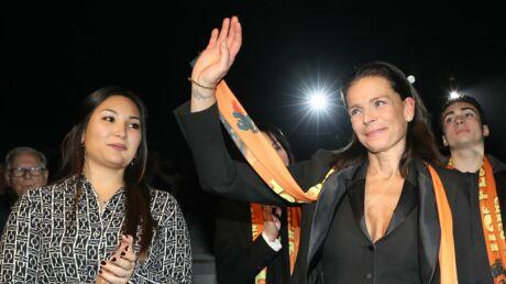 PHOTOS Stéphanie de Monaco et sa belle-fille Marie Chevallier très complices au Festival international du cirque