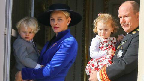 PHOTOS Charlène de Monaco: ses jumeaux Jacques et Gabriella découvrent New York pour la première fois