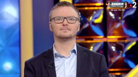 N'oubliez pas les paroles: le maestro Renaud réagit pour la première fois à son élimination