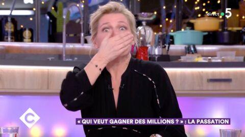 VIDEO L'incroyable bourde d'Anne-Elisabeth Lemoine, qui a spoilé Qui veut gagner des millions