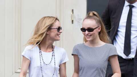 VIDEO L'émouvante déclaration d'amour de Lily-Rose Depp à sa mère