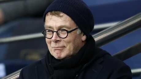 PHOTOS Guillaume Canet, Frank Dubosc…  Le défilé de stars dans les tribunes du match PSG-Guingamp