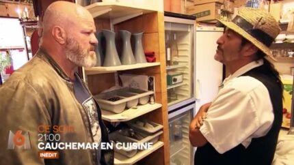 VIDEO Cauchemar en cuisine: Patrick, restaurateur, évoque les coulisses douteuses de l'émission