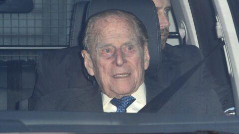 Prince Philip: deux jours après son accident, il reprend le volant… sans ceinture