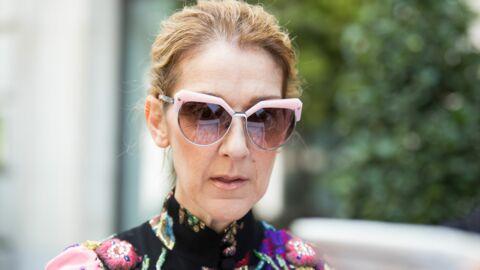 PHOTO Céline Dion débarque en France… en pyjama léopard!