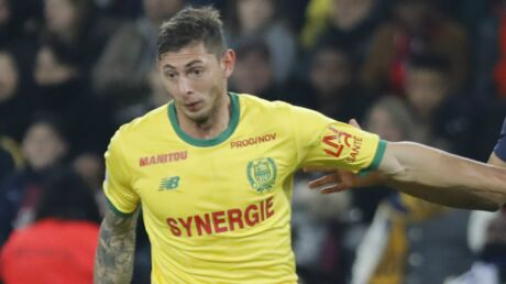 Emiliano Sala : l'avion qui transportait le footballeur a disparu