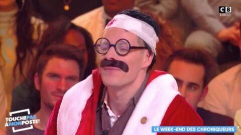 VIDEO Matthieu Delormeau: de retour dans TPMP, il va «beaucoup mieux»