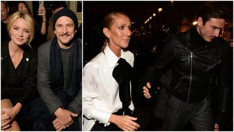 PHOTOS Juliette Binoche sublime, Céline Dion et Pepe Munoz inséparables chez Armani